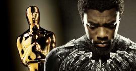 Pantera Negra é o 1º filme de herói indicado ao Oscar 2019