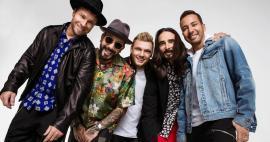 Backstreet Boys farão 3 shows no Brasil durante turnê mundial