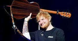 Ed Sheeran anuncia pausa na carreira após recorde de lucro
