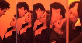 Gkay elogia beijo de Luan Santana para o clipe Morena